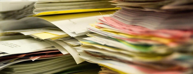 Procedimentos e Registos